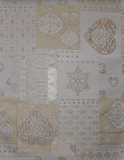 Jacquard Fabric GAT C/00 Natural